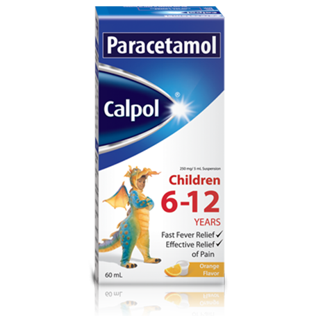 Panadol Dosage For 12 Year Old